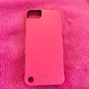 Accessories - Hot pink iPod case!